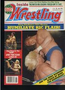 Inside Wrestling - June 1986