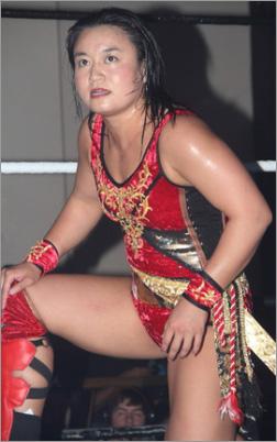 Image - Meiko Satomura 1.jpg | Pro Wrestling | Fandom powered by Wikia
