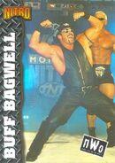1999 WCW-nWo Nitro (Topps) Buff Bagwell 31