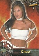 1999 WCW Embossed (Topps) Chae 63