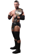 Adam Cole ROH World Champion