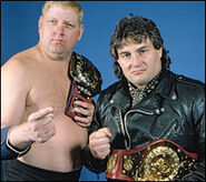 Adrian Adonis and Dick Murdoch