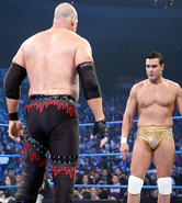 Kane and del rio
