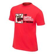 Yokozuna I Got Banzai Dropped Finisher T-Shirt