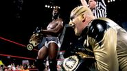 Booker T and Goldust Tag Team Champs