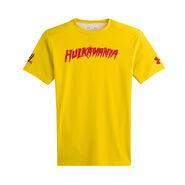 Hogan Hulkamania Under Armour Compression T-Shirt