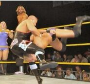 Randy Royal - in-ring action - OVW