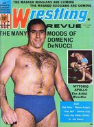Wrestling Revue - January 1972