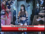 Royal Rumble 2000 Chyna entrant