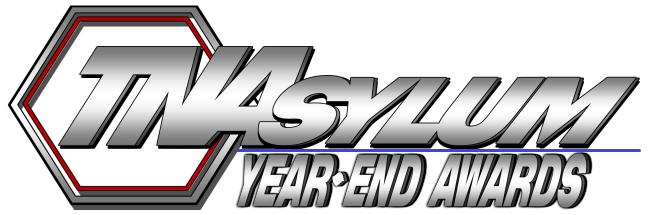 TNAsylum2015 Year-End Awards Logo