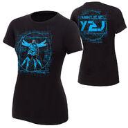 Chris Jericho Light It Up Women's T-Shirt
