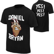 Daniel Bryan Goat Face T-Shirt