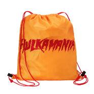 Hulk Hogan Hulkamania Drawstring Bag