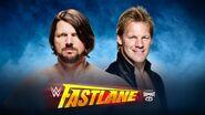 FL 2016 Jericho v Styles