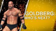 Goldberg Who's Next