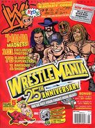WWE Kids Magazine May 2009
