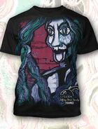 Jeff Hardy Framed T-Shirt