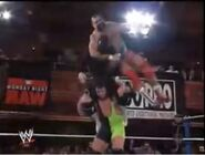 Stiener Brothers Finish 1-11-93 Raw