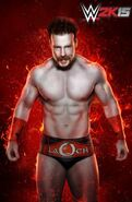 WWE 2K15 Sheamus