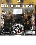 WWE Adrenaline Series 18 Bobby Lashley & Orlando Jordan