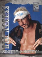 2002 WWF All Access (Fleer) Scotty 2 Hotty 46