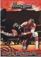 2003 WWE Aggression Chris Nowinski 8