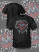 Magnus Victory Faded T-Shirt