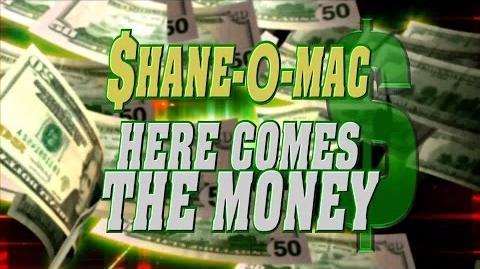 Shane McMahon Entrance Video