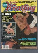 Inside Wrestling - July 1980