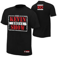 Kevin Owens The Kevin Owens Show Youth Authentic T-Shirt