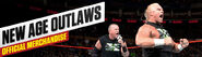 New Age Outlaws merch