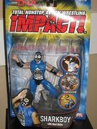 TNA Wrestling Impact 2 Sharkboy