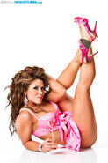 2012 Mickie James TNA Valentine's Day Shoot 3