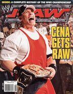 Raw Magazine Jul 2005