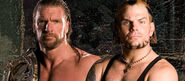 Triple H v Jeff Hardy No Mercy 2008