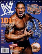 WWE Magazine Mar 2007