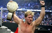 Chris Jericho Heavyweight Title