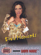 2002 WWE Absolute Divas (Fleer) Dawn Marie 80