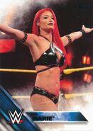 2016 WWE (Topps) Then, Now, Forever Eva Marie 121