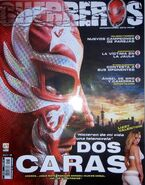 Guerreros Magazine January 2009