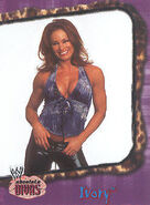 2002 WWE Absolute Divas (Fleer) Ivory 28