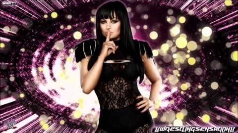 "Aksana 3rd WWE Theme Song - ""A Little Sax In The Night (A)"" High Quality+Download Link"
