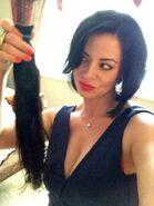 Candice Short Hair 4