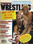 Championship Wrestling - November 1987