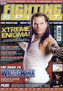 Fighting Spirit Magazine