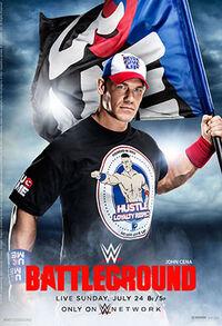 Official poster for Battleground 2016