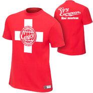 Antonio Cesaro shirt