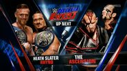 Heath Slater and Rhyno vs. The Ascension