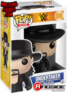 Pop WWE Vinyl - The Undertaker
