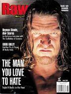 Raw Magazine June 2001